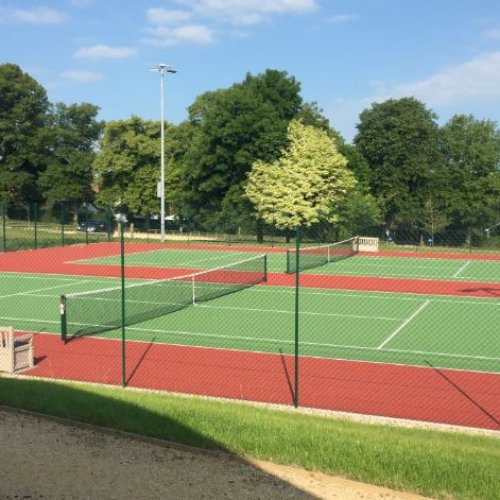 Courts at Wantage Tennis Club
